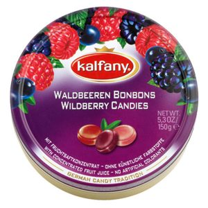 Kalfany Wildberry Candies