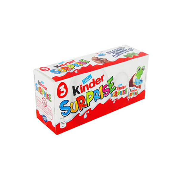 Kinder Surprise 3 Pack