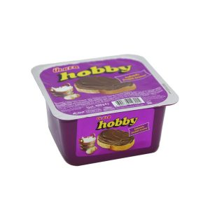 Hobby Chocolate Cream 400g