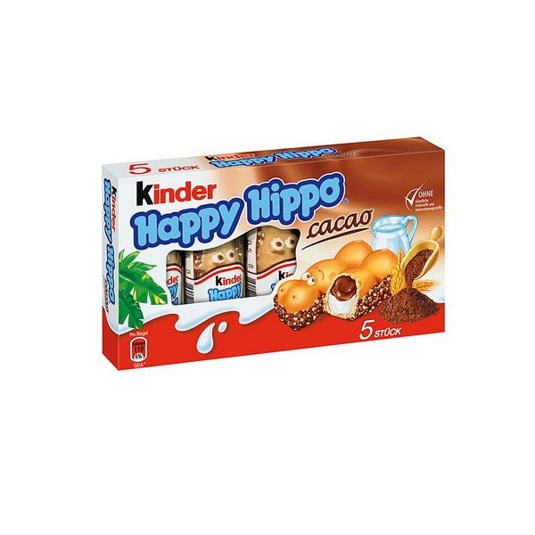 شکلات Kinder Happy Hippo