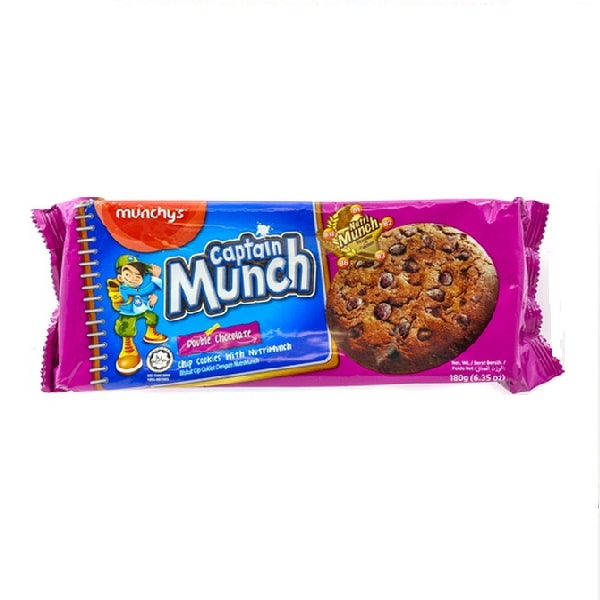 کوکی Captain Munch شکلاتی