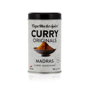 casa deli cape herb  spice curry madras min 300x300 - ادویه کاری Cape Herb & Spice