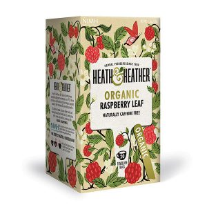 چای ارگانیک تمشک Heath & Heather