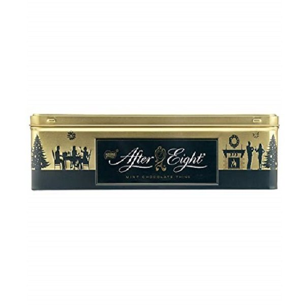 شکلات 400 گرمی After eight فلزی